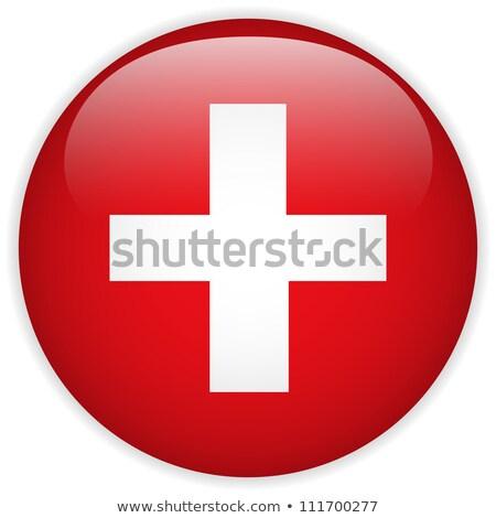 набор Кнопки Швейцария красочный Сток-фото © flogel