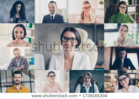 e-mail · processo · leitura · escrita · escritório · produtividade - foto stock © burakowski