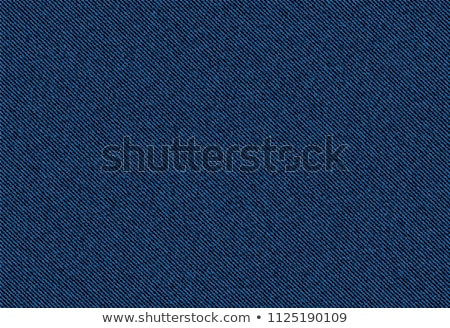 Jeans weefsel textuur achtergrond ruimte Stockfoto © anbuch