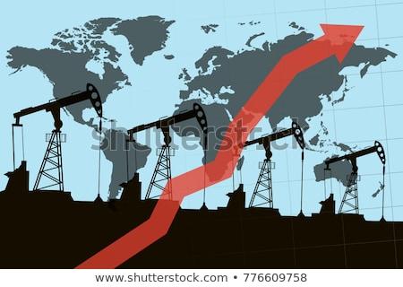 ár · üzemanyag · üzlet · pénz · háttér · ipar - stock fotó © lightsource