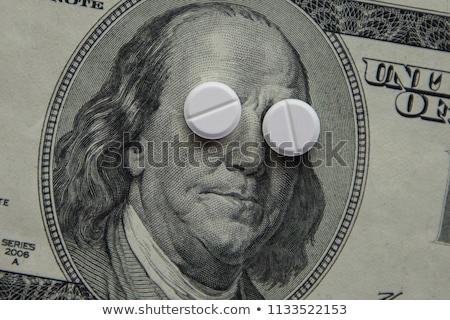 money on drugs Stock photo © OleksandrO