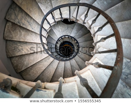 staircases and plane Stock photo © ssuaphoto