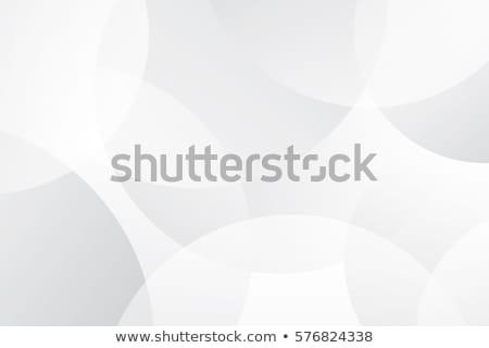 白 サークル 抽象的な デザイン 背景 にログイン ストックフォト © sdmix