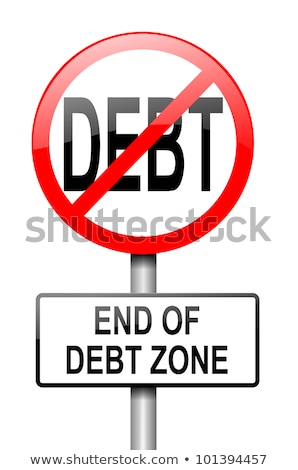 Financial Freedom on Red Road Sign. Stock photo © tashatuvango