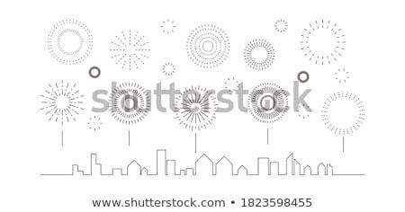 Firecracker Stock photo © Darkves