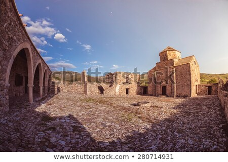 Panagia tou Sinti Monastery. Paphos district. Cyprus Stock photo © Kirill_M
