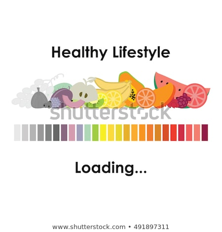 Guide to Healthy Lifestyle Infographics Stock photo © artisticco