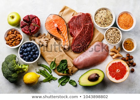 Cancer Diet Stock photo © Lightsource