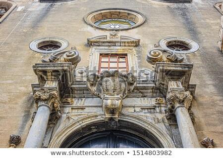 Церкви Сицилия Италия здании религии Открытый Сток-фото © Photooiasson