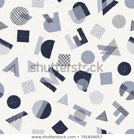 dibujado · a · mano · vector · cartas · blanco · textura · diseno - foto stock © voysla