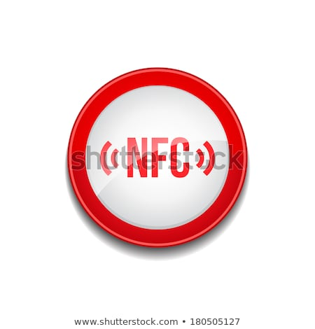 Vector Rood web icon knop telefoon Stockfoto © rizwanali3d