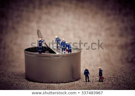 миниатюрный · кукурузы · макроса · фото · древесины · работу - Сток-фото © kirill_m