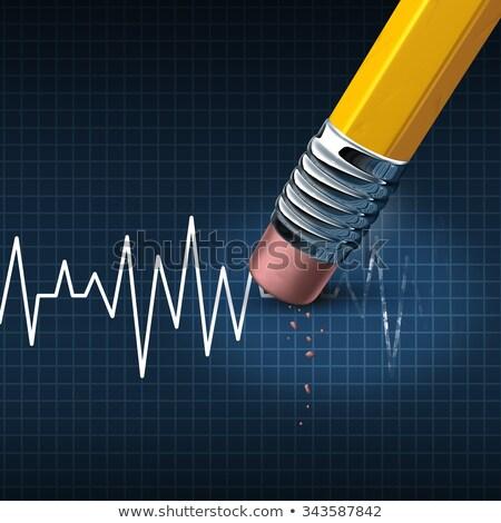 жизни медицинской проблема линия сердце Сток-фото © Lightsource