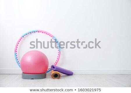 Différent sport étage illustration fond Photo stock © bluering