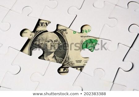 скрытый долг бизнеса неизвестный финансовых опасность Сток-фото © Lightsource