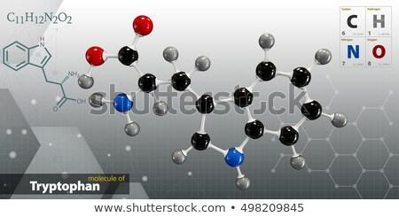 illusztráció · izolált · szürke · 3d · illusztráció · technológia · oktatás - stock fotó © tussik