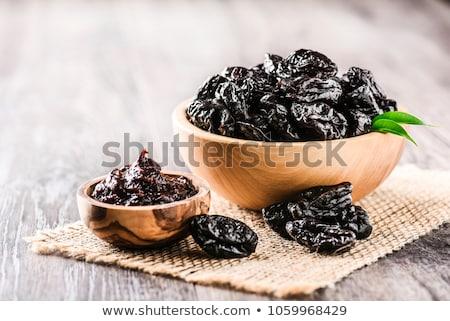 слива Jam свежие сушат корицей Сток-фото © Digifoodstock