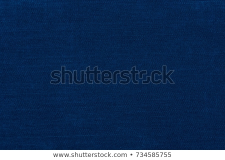 dark blue linen texture Stock photo © LightFieldStudios
