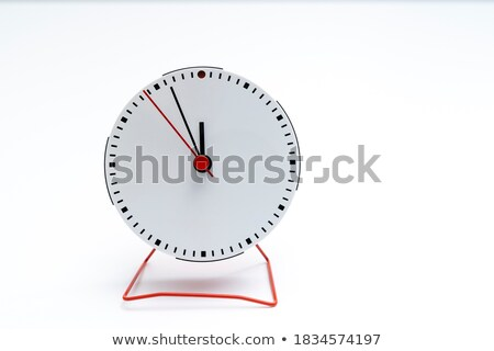 Five minutes to twelve Stock photo © pressmaster