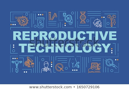 Artificial reproduction concept banner header. Stock photo © RAStudio