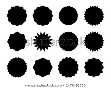 Retro · bağbozumu · rozet · etiket · kampanya · vektör - stok fotoğraf © vector1st