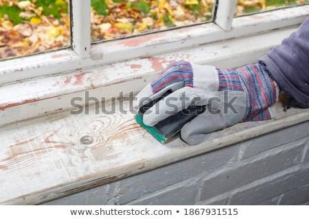 Sanding ledge Stock photo © Hofmeester