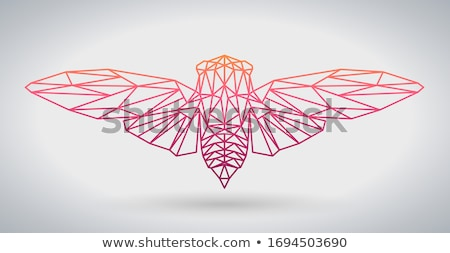 Butterfly Moth Stock photo © cboswell