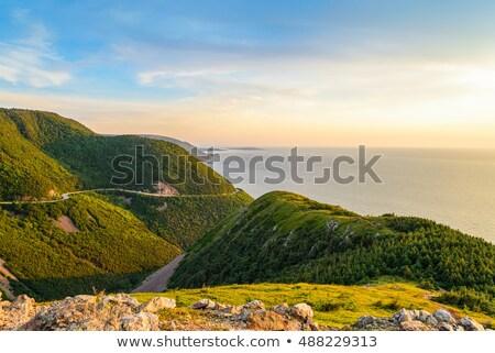 Cape Breton Highlands National Park Stock photo © 3523studio