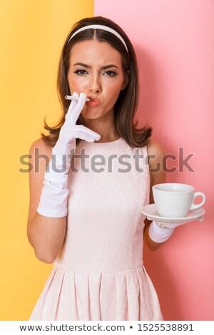 совместный · табак · сигарету · рук · подготовленный · здоровья - Сток-фото © acidgrey