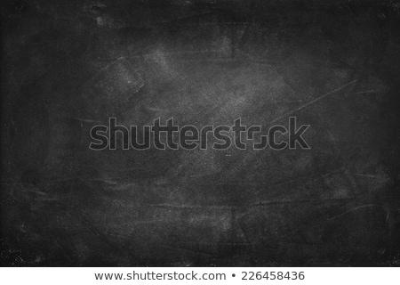 Blackboard background Stock photo © raywoo