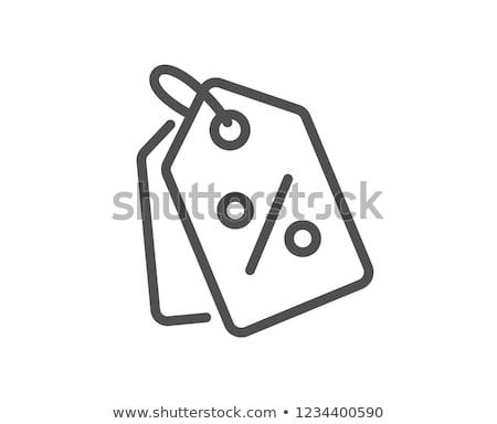 bieden · icon · ontwerp · schotel - stockfoto © Myvector