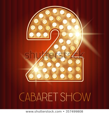 cabaret #2 Stock photo © dolgachov