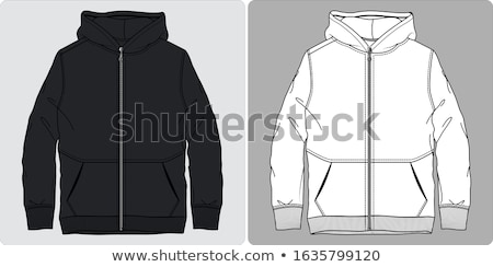 Hooded Pullover Shirt Stock photo © cteconsulting