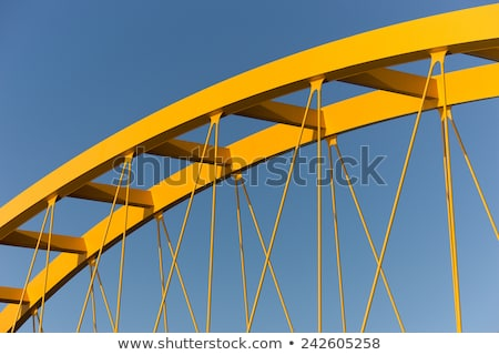 Yellow Girder Stock photo © devon