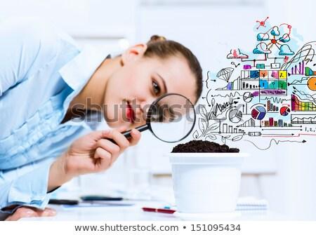 dados · rachar · computador · digital · software - foto stock © tashatuvango
