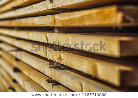 timmerhout · vers · gesneden · drogen · outdoor - stockfoto © rhamm