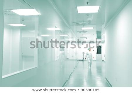 薬剤 · 工場労働者 · 職場 · 工場 · 画像 · クリーン - ストックフォト © zurijeta