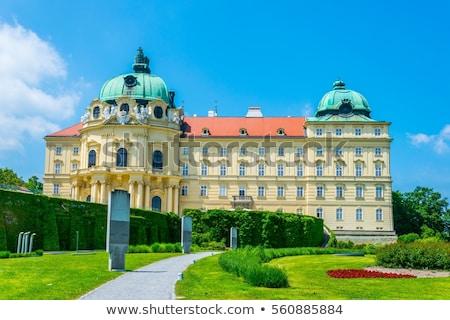 monastero · abbassare · Austria · costruzione · architettura · gothic - foto d'archivio © phbcz