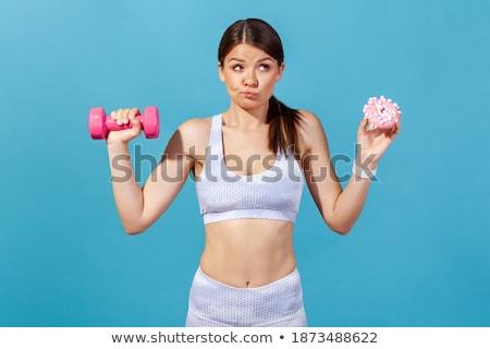 Donut pump. Stock photo © Fisher