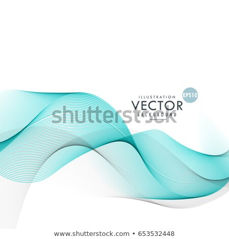 устрашающий серый синий волнистый фон Сток-фото © SArts