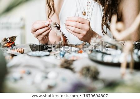 Gemstone jewelry Stock photo © 5xinc