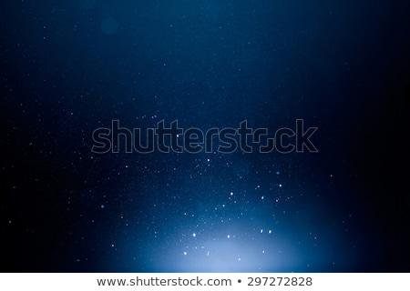 absztrakt · digitális · részecskék · tömb · drótváz · technológia - stock fotó © sarts
