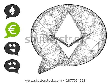 chat · icon · vector · pictogram · toepassing · web · design - stockfoto © ahasoft