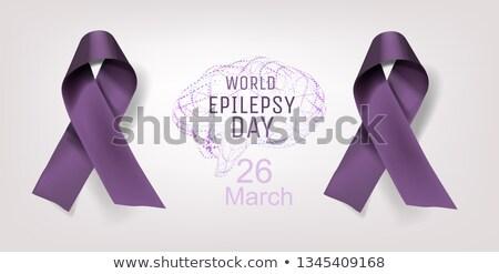 26 march epilepsy day stock photo © olena