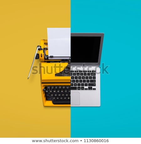 Old vs. new Stock photo © photography33