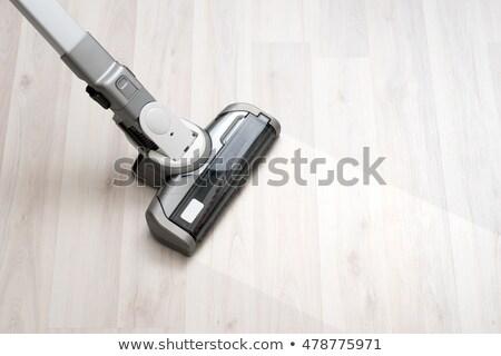 ver · limpeza · isolado · branco · grupo - foto stock © smithore
