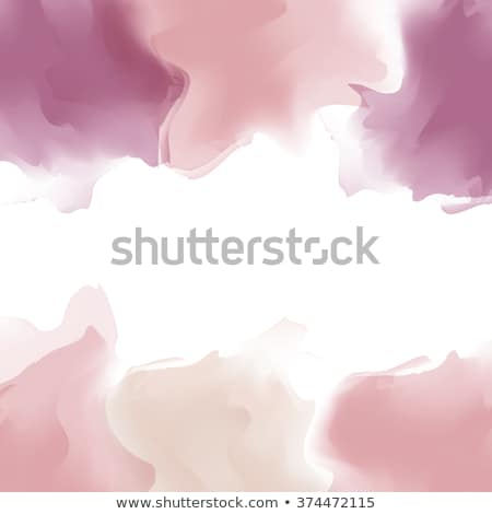 pastel colored smoke detail Stock photo © prill