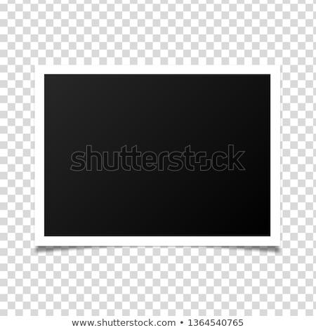 Foto frames Stock photo © Fyuriy