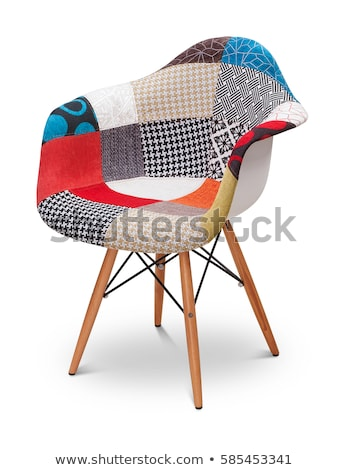 Soft stool. On a white background. Stock photo © ozaiachin