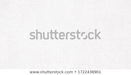 Cotton Fabric Texture - Brown stock photo © eldadcarin